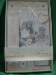 Me To You Tatty Teddy Bridesmaid gift set..